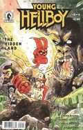 Young Hellboy the Hidden Land (2021 Dark Horse) 2B