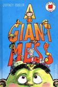 A Giant Mess HC (2021 Holiday House) I Like to Read Comics 1-1ST