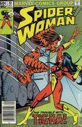 Spider-Woman (1978-1983 1st Series) Mark Jewelers 49MJ