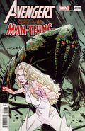 Avengers Curse of the Man-Thing (2021 Marvel) 1C