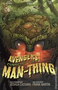 Avengers Curse of the Man-Thing (2021 Marvel) 1E