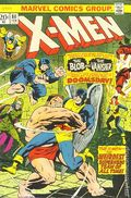 Uncanny X-Men (1963 1st Series) Mark Jewelers 86MJ
