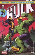 Incredible Hulk (Turkish Edition 2020 Marmara Cizgi) Yesil Dev Hulk 181B