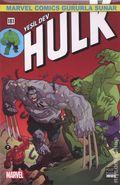 Incredible Hulk (Turkish Edition 2020 Marmara Cizgi) Yesil Dev Hulk 181C