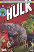 Incredible Hulk (Turkish Edition 2020 Marmara Cizgi) Yesil Dev Hulk 181D