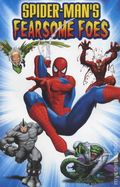 Spider-Man's Fearsome Foes Poster Book Marvel Legends AF 0