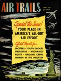 Air Trails (1934-1942, 1950-1954 Street & Smith) Pulp 2nd Series Vol. 36 #1