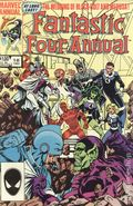 Fantastic Four (1961 1st Series) Annual 18