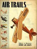 Air Trails (1934-1942, 1950-1954 Street & Smith) Pulp 2nd Series Vol. 37 #2