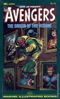 Avengers The Origin of the Vision PB (1986 Marvel Illustrated Books) 1-1ST