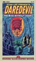 Daredevil The Man Without Fear PB (1982 Marvel Illustrated Books) 1-1ST