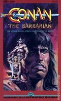 Conan the Barbarian The Movie PB (1982 Marvel Illustrated) 1-1ST
