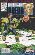 Law of Dredd (1989) 22