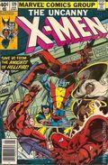 Uncanny X-Men (1963 1st Series) Mark Jewelers 129MJ