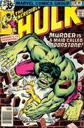 Incredible Hulk (1962-1999 1st Series) Mark Jewelers 228MJ