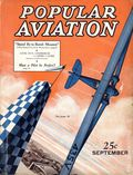Popular Aviation (1927-1942 Ziff Davis) Vol. 9 #3