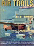 Air Trails (1934-1942, 1950-1954 Street & Smith) Pulp 2nd Series Vol. 12 #5
