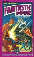Fantastic Four PB (1982 Marvel Illustrated Books) 1-1ST