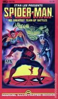 Spider-Man PB (1981-1982 Marvel Illustrated Books) 1-1ST