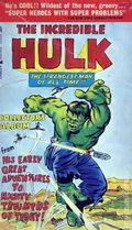 Incredible Hulk Collector's Album PB (1966 Lancer Books) 1-1ST