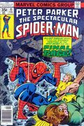 Spectacular Spider-Man (1976 1st Series) Mark Jewelers 15MJ