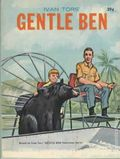 Gentle Ben Mystery of the Everglades (1969 Whitman BLB) 2035