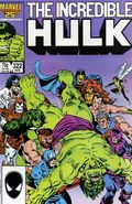 Incredible Hulk (1962-1999 1st Series) Mark Jewelers 322MJ