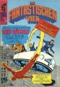 Die Fantastischen Vier (German 1974-1978 BSV-Williams) Fantastic Four 5