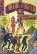 Die Fantastischen Vier (German 1974-1978 BSV-Williams) Fantastic Four 17