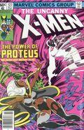Uncanny X-Men (1963 1st Series) Mark Jewelers 127MJ
