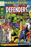 Defenders Omnibus HC (2021 Marvel) 1B-1ST