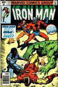 Iron Man (1968 1st Series) Mark Jewelers 133MJ