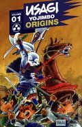 Usagi Yojimbo Origins TPB (2021 IDW) 1-1ST