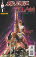 Red Sonja Claw Devils Hands (2006) 1A
