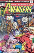 Avengers (1963 1st Series) Mark Jewelers 142MJ