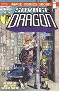 Savage Dragon (1993 2nd Series) 258B