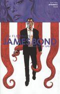 James Bond Agent of Spectre (2021 Dynamite) 2A