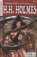 Tales of Terror Quarterly HH Holmes (2021 Zenescope) 1A
