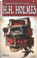 Tales of Terror Quarterly HH Holmes (2021 Zenescope) 1B