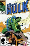 Incredible Hulk (1962-1999 1st Series) Mark Jewelers 309MJ