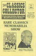 Classics Collector Classics Memorbilia Show Program 8A