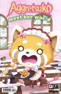 Aggretsuko Meet Her World (2021 Oni Press) 1B