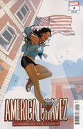 America Chavez Made in USA (2020 Marvel) 2B