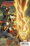 Avengers (2018 8th Series) 44A