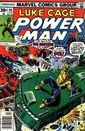 Power Man and Iron Fist (1972) Mark Jewelers 40MJ