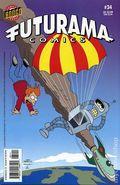Futurama Comics (2000 Bongo) 24