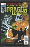 Marvel Milestones Dragon Lord Speedball Man in the Sky 1