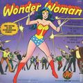 Wonder Woman Power Records Album (1975) 8165