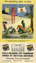 Mountain Boys Mini Calenders (1947) 4705