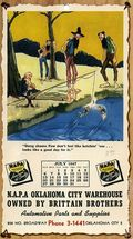Mountain Boys Mini Calenders (1947) 4707